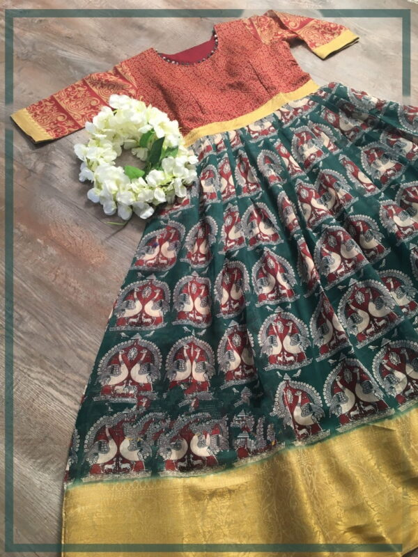 Marvellous Maroon Color Ready Made Soft Cotton Designer Weaving Wear Gown